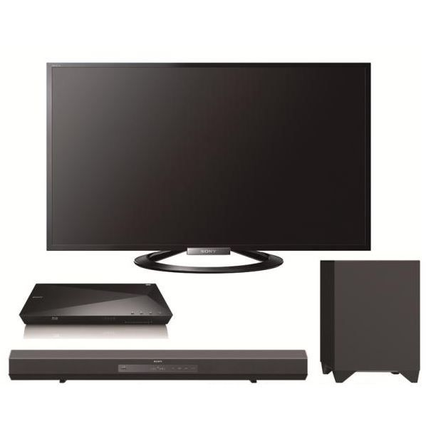 t l viseur led 106 cm sony kdl42w805 bdps4100. Black Bedroom Furniture Sets. Home Design Ideas