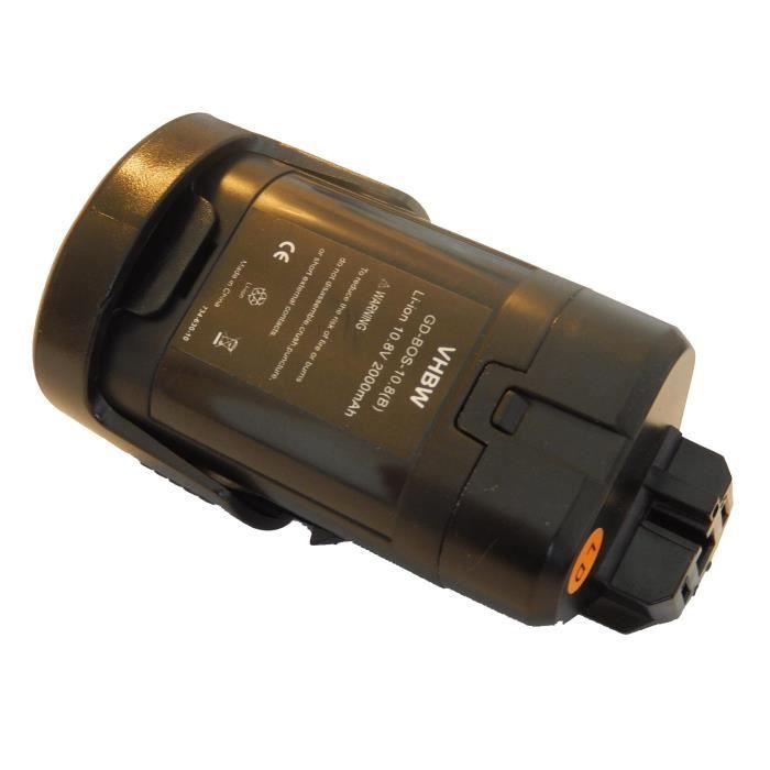 Bosch 2 607 336 863,2 607 336 013 Chargeur 10.8V Li-Ion pour Würth 0700 996 213