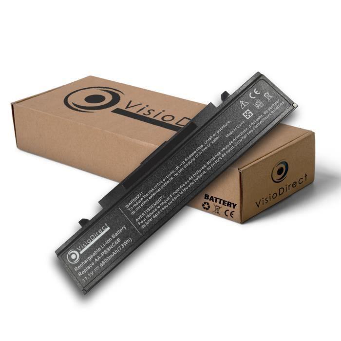 BATTERIE INFORMATIQUE Batterie pour SAMSUNG R530 R730 NP-R530 AA-PB9NS6B