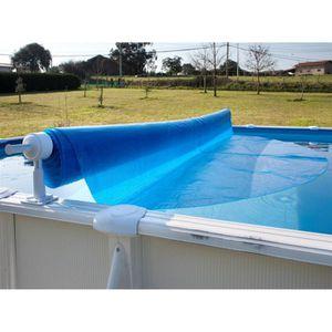BÂCHE - COUVERTURE  GRE Enrouleur de bâches pour piscines hors sol