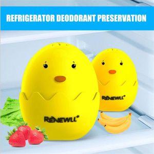 RÉFRIGÉRATEUR CLASSIQUE Réfrigérateur Déodorant Boîte Eggs Forme réfrigéra