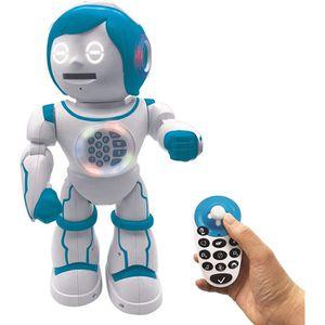 DVD INTERACTIF Powerman Kid-robot éducateur Bilingue Parlant Franç