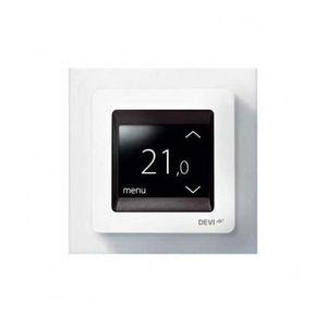 Thermostat ECtemp 530 pour plancher chauffant Blanc Analogique