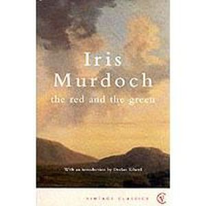 AUTRES LIVRES The Red And The Green - Iris Murdoch