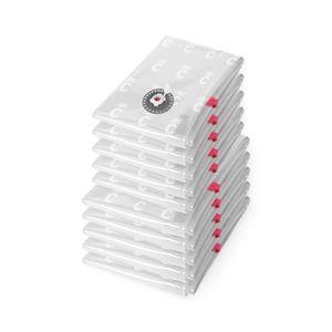 HOUSSE DE RANGEMENT COMPACTOR Lot de 10 sachets de compression