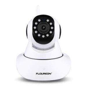 CAMÉRA DE SURVEILLANCE Caméra de Surveillance FLOUREON 720P Wifi CCTV éta