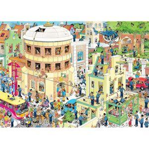 PUZZLE Puzzle 1000 pièces Van Haasteren Jan : L'Evasion