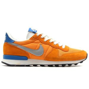 nike internationalist femme doré