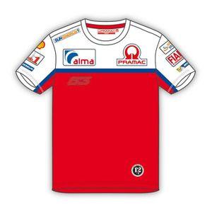 TSHIRT - POLO T-shirt Pramac Team Francesco Bagnaia