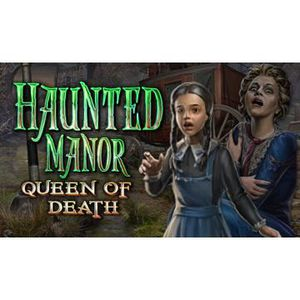 JEUX A TELECHARGER Haunted Manor: Queen of Death