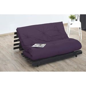 matelas futon 140x190 achat vente matelas futon. Black Bedroom Furniture Sets. Home Design Ideas