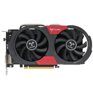 CARTE GRAPHIQUE INTERNE Colorful NVIDIA GeForce GTX iGame 1050Ti GPU 4GB 1
