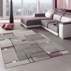 tapis 200x290 violet achat vente tapis 200x290 violet pas cher cdiscount. Black Bedroom Furniture Sets. Home Design Ideas