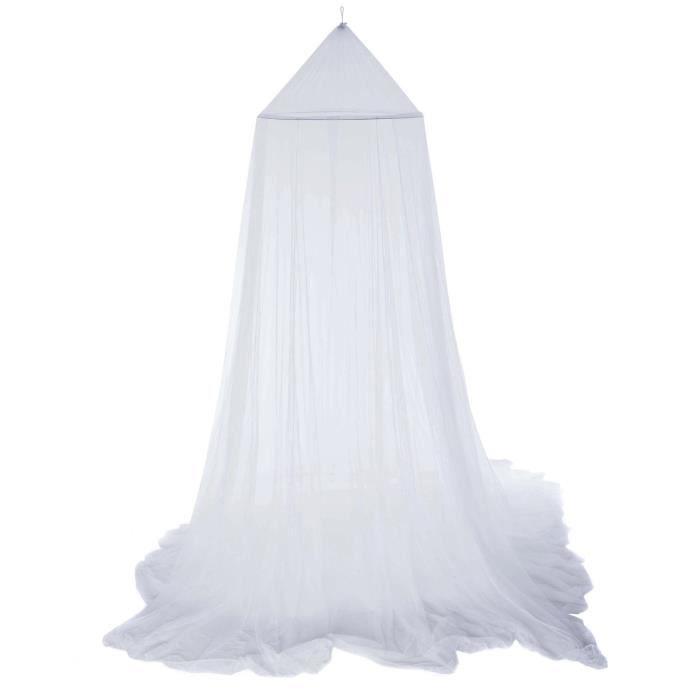 Tente Moustiquaire Adulte Pliant Matelas et Oreiller Moustiquaire Tente Nomade en Coton et Gaze Tente Pop Up de Voyage Anti UV Lit
