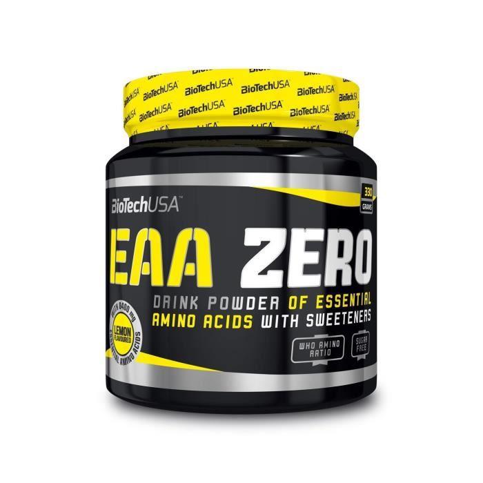 Biotech USA EAA Zero /Acids / BCAA 330g