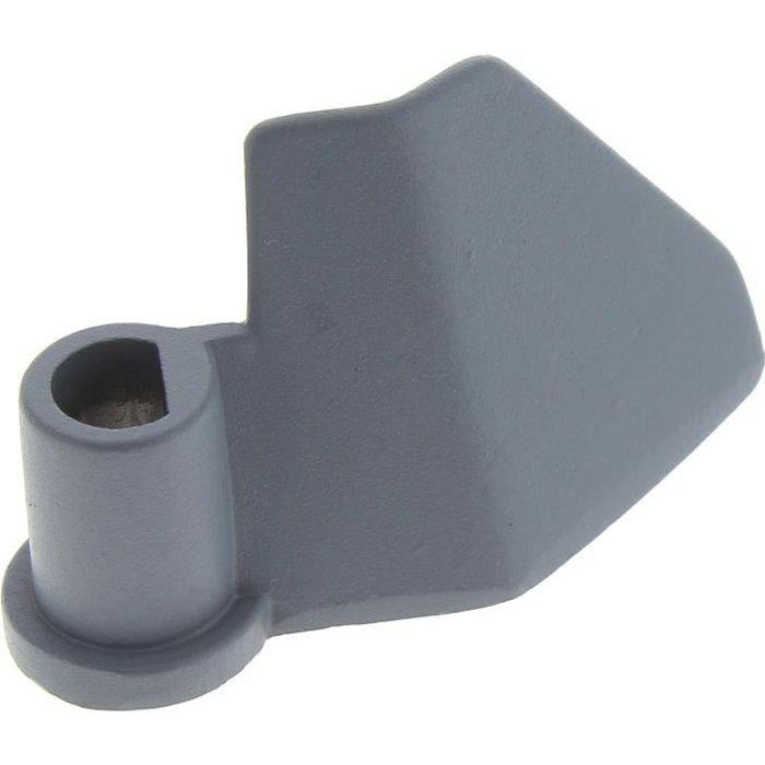 Petrisseur axe 1 meplat d=10mm pour Machine a pain Moulinex, Machine a pain Kenwood, Machine a pain Proline, Machine a pain