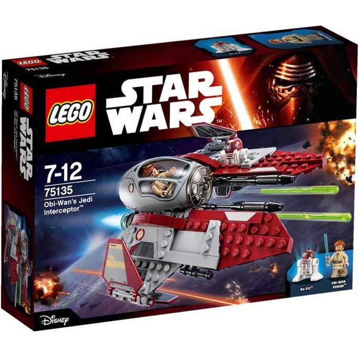 LEGO® Star Wars™ 75135 Obi-Wan's Jedi Interceptor™