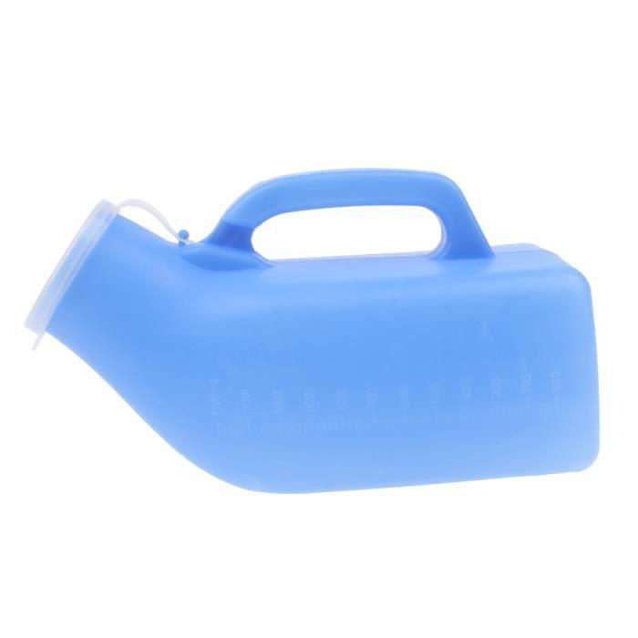 PRODUITS INCONTINENCE - FUITES URINAIRES - ENURESIE Flacon urinal masculin 4 pièces