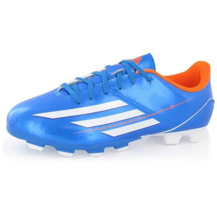 Adidas F5 Trx Fg Junior Bleu