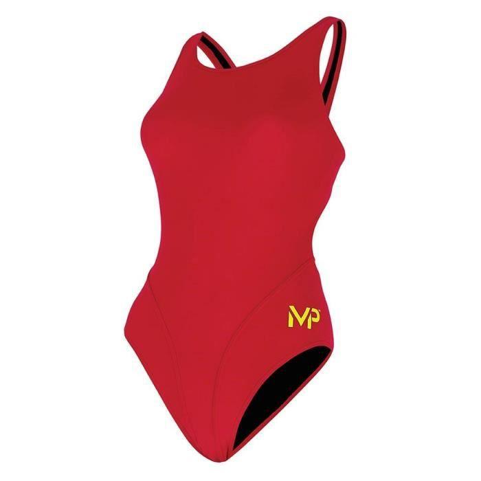 MAILLOTS DE BAIN femme Maillots de bain Michael Phelps Solid Comp Back
