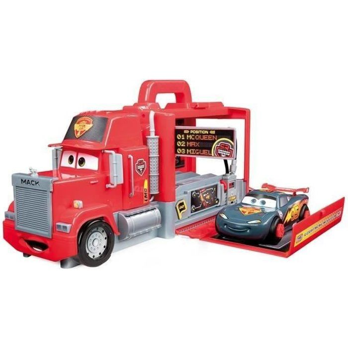 CARS Carbon Mc Truck - Disney