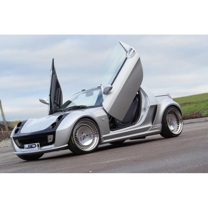 lambos doors lsd smart roadster achat vente kit carrosserie lambos doors lsd smart roadste. Black Bedroom Furniture Sets. Home Design Ideas