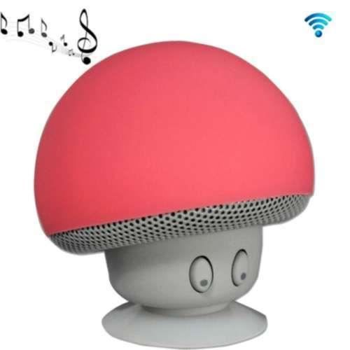 mini enceinte champignon stereo bluetooth ros. Black Bedroom Furniture Sets. Home Design Ideas