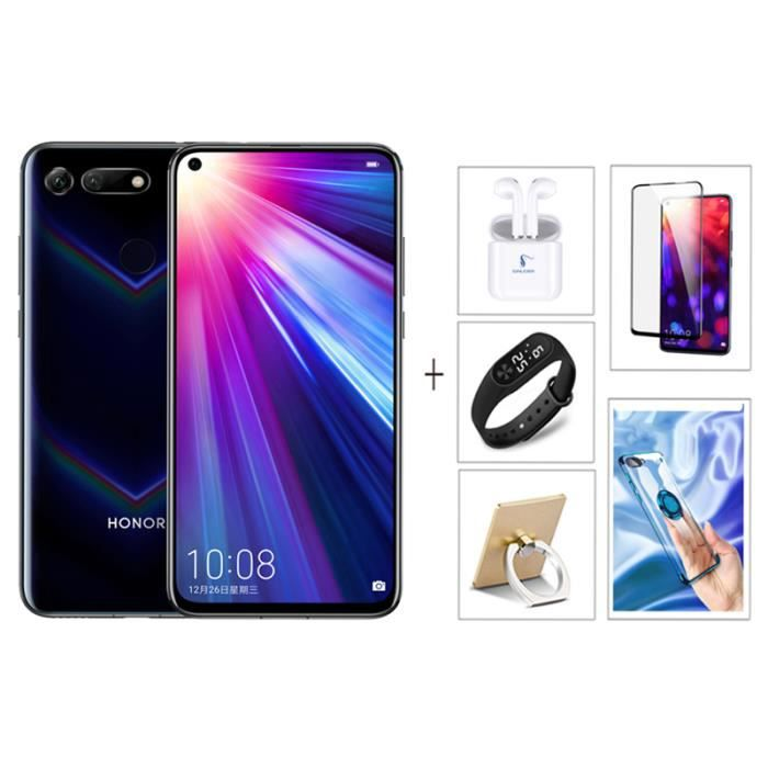SMARTPHONE HONOR View 20  Smartphone 6Go+128Go  Noir(Version