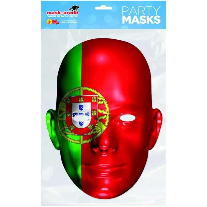 Drapeau Angleterre Masque Nouveau