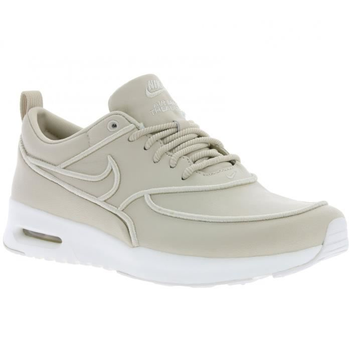 best authentic a698f 26bf4 BASKET NIKE W Air Max Thea Ultra SI Baskets femme en cuir