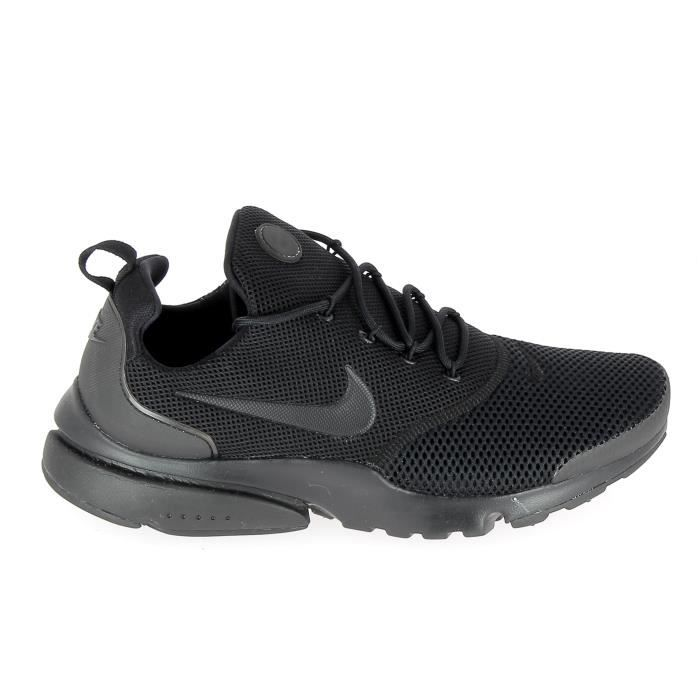 Basket mode - Sneakers NIKE Presto Fly Noir 908019 001 Jo9gHtWIQ