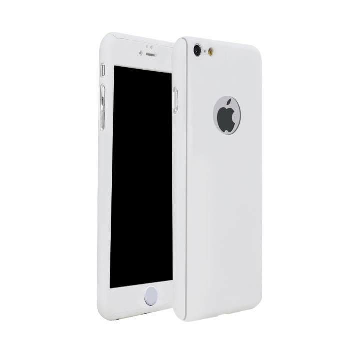 coque iphone 6 360 degres avant et arriere