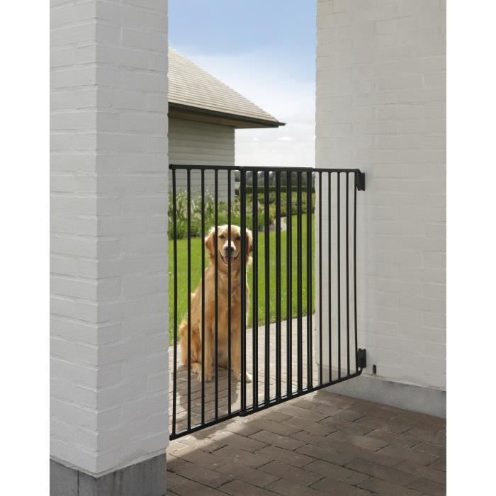 savic dog barrier gate outdoor achat vente barri re. Black Bedroom Furniture Sets. Home Design Ideas
