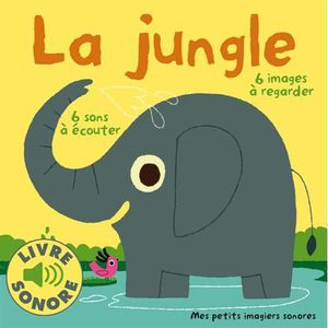 JEUNESSE ADOLESCENT LA JUNGLE ; 6 IMAGES A REGARDER ; 6 SONS A ECOUTER
