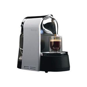 MACHINE À CAFÉ Belmio Bello Machine à café 19 bar titane