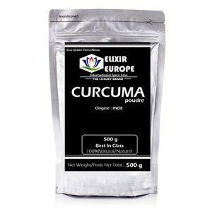 EPICE - HERBE Curcuma en poudre 500 g