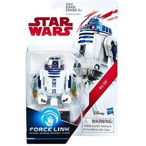 FIGURINE - PERSONNAGE R2-D2-Figurine Force Link Star Wars-Hasbro.