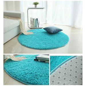 tapis de chambre bleu turquoise pas cher. Black Bedroom Furniture Sets. Home Design Ideas