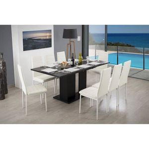 table a manger 8 personnes achat vente table a manger. Black Bedroom Furniture Sets. Home Design Ideas