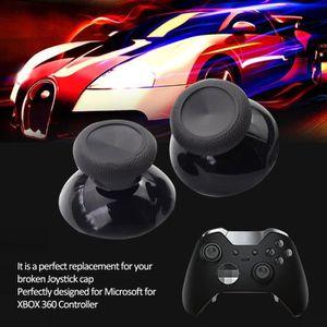 CAPUCHON STICK MANETTE 2 PCS Capuchons de baguettes analogiques pour Xbox