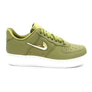 4566a0a71ee5f BASKET NIKE SNEAKERS WMNS AIR FORCE 1 '07 PRM LX VERDE BI