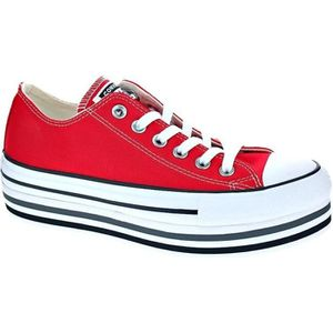 All star Baskets basses rouge