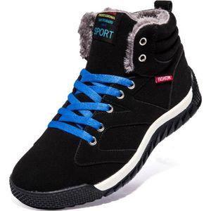 BOTTE Bottes Homme D'hiver Chaussures Pour Hommes Ainsi