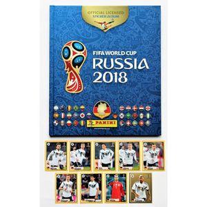 Panini FIFA coupe du monde 2018 Russia-Spécial Sticker m1 à m9 McDonalds Pour Choisir