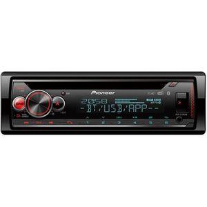 Pioneer DEH-S720DAB Single DIN Bluetooth Car Stereo CD Radio DAB Headunit