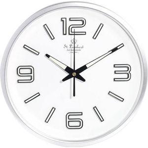 HORLOGE - PENDULE Horloge radio-pilotée chiffres phosphorescents