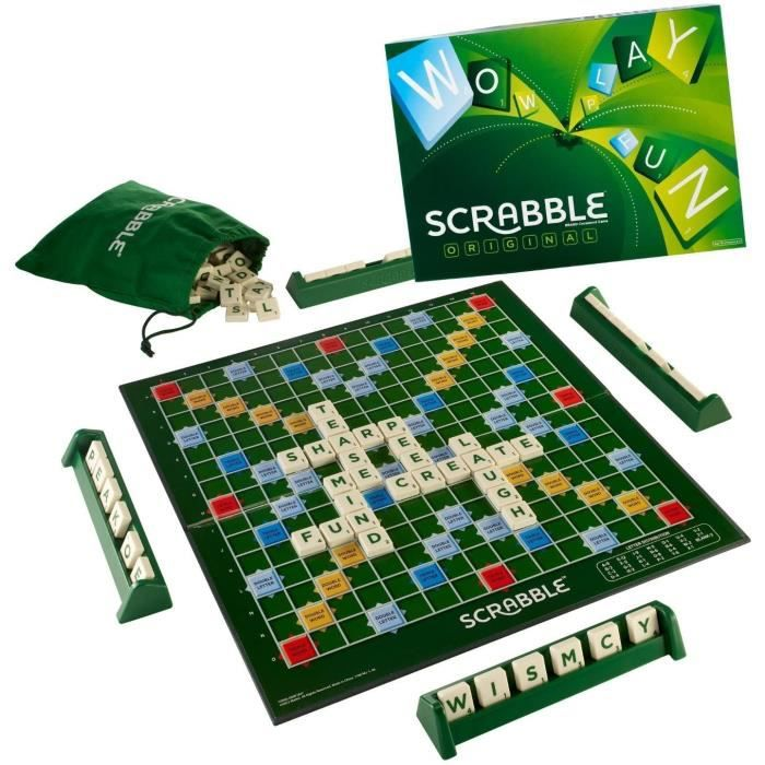 Jeu de société Scrabble Original