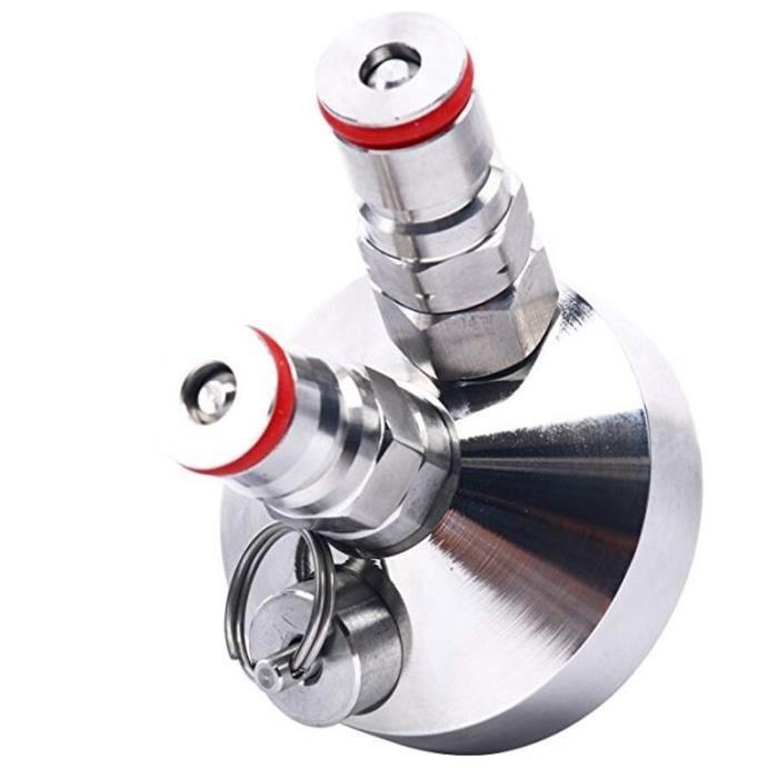 Mini distributeur de robinet de fût de serrure de boule chaude pour le Mini distributeur d'acier inoxydable de fût de bière
