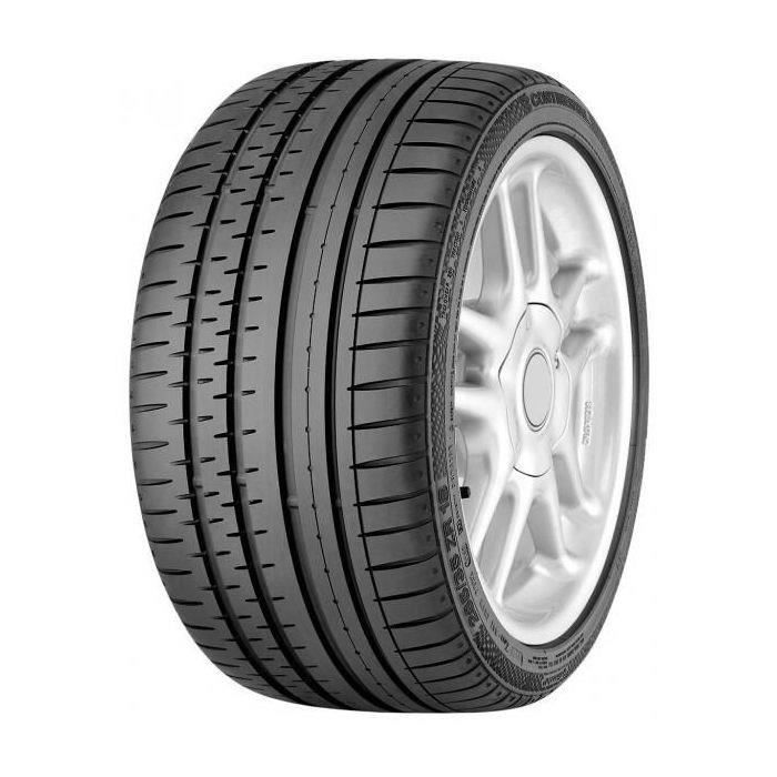 Continental ContiSportContact™ 5 245-45R19 98W