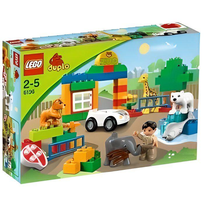 LEGO® DUPLO 6136 Mon premier Zoo
